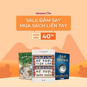 Sách Hay Online - Banner Sách Giảm Giá Fahasa