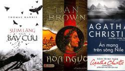 Top 10 cuốn tiểu thuyết trinh thám nổi tiếng thế giới